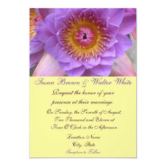 Asian Wedding Invitation 119