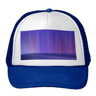 Purple Aurora Cap