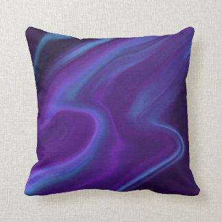 Purple Aurora Cushion