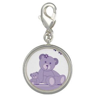 Purple Awareness Bears