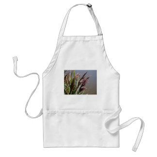 Purple Beach Grass Adult Apron