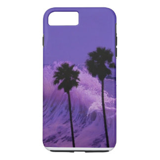 Purple Beach iPhone 7 Plus Case