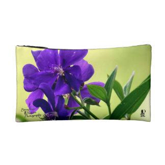Purple Beauty & Mt. Beauty BW Sm. Cosmetic Bag 2.0