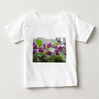 Purple Berries Baby T-Shirt