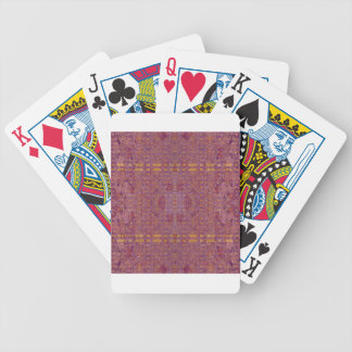 purple bicycle playing cards