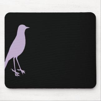 Purple Bird Mousepad