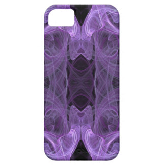 Purple & Black iPhone 5 Custom Case-Mate ID Barely There iPhone 5 Case