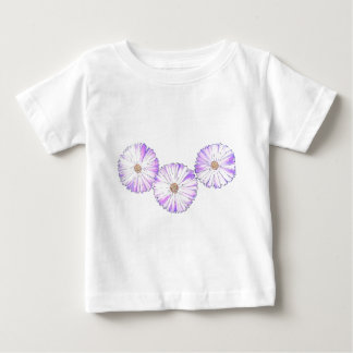 Purple Bloom Baby T-Shirt
