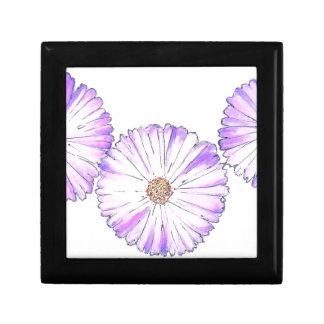 Purple Bloom Gift Box