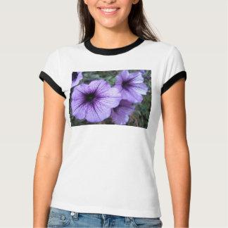 Purple Blossoms Tee