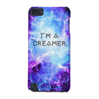 Purple Blue Galaxy Case-Mate 5G iPod Touch Case