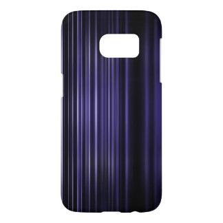 Purple blurred stripes pattern