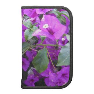 Purple Bougainvillea Smartphone Folio Folio Planners