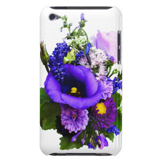 Purple Bouquet With Lilies And Delphinium iPod Touch Cover