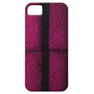 Purple Bricks Case For The iPhone 5