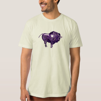 Purple Buffalo T-Shirt