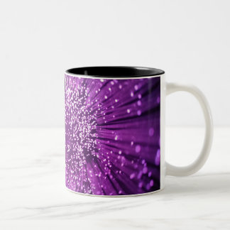 Purple burst mug