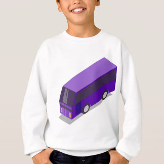 Purple Bus Sweatshirt
