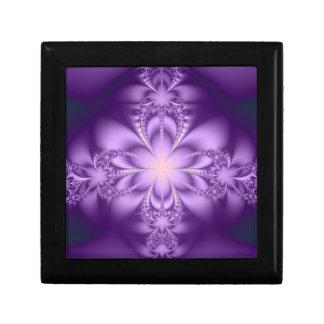 Purple butterflower gift boxes