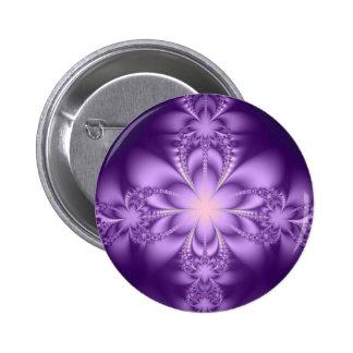 Purple butterflower pins