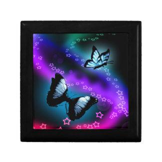 Purple Butterfly Genesis Gift Box