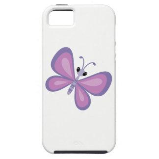 Purple Butterfly iPhone 5 Case
