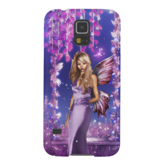 Purple By Night Cases For Galaxy S5