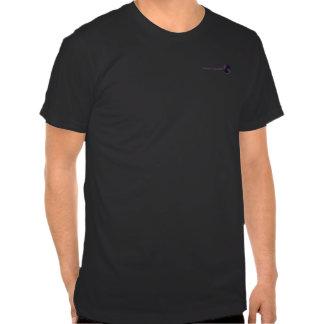 Purple Camera Lens Photography T-shirts