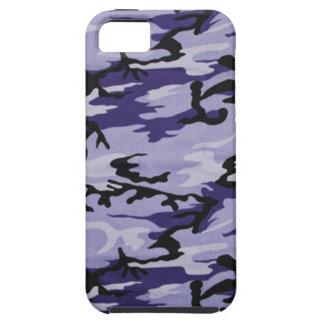 Purple Camo iPhone 5 Case
