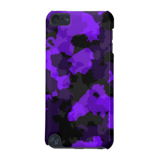 Purple Camouflage iPod Touch Case