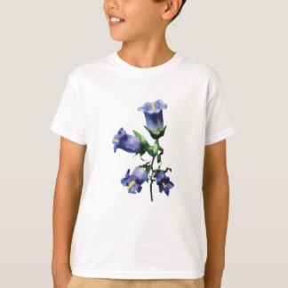 Purple Canterbury Bells T-Shirt
