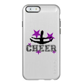 Purple Cheerleader Incipio Feather® Shine iPhone 6 Case