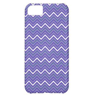 Purple Chevron Iphone 5S case iPhone 5C Case