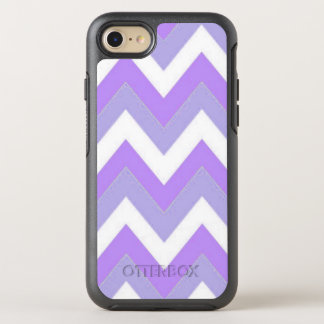 Purple Chevron iPhone 7 Otterbox Case
