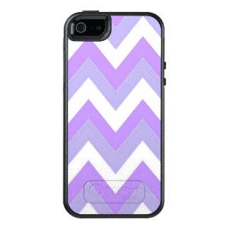 Purple Chevron iPhone SE/5/5s Otterbox Case