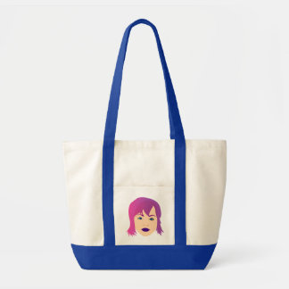 Purple Chick For Invisible Illness Awareness Tote Bags