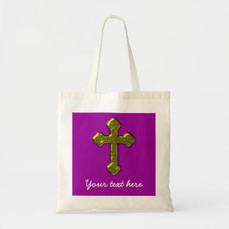 Purple Christian Customisable