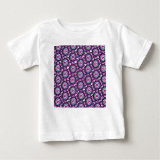 Purple circles baby T-Shirt