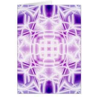 Purple Circuit Card