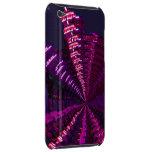 Purple City Kaleidoscope iPod Case-Mate Cover