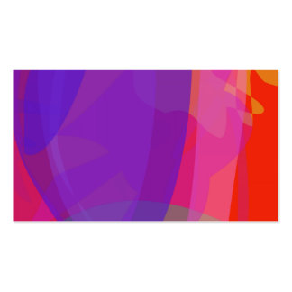 Purple Clam Pack Of Standard Business Cards
