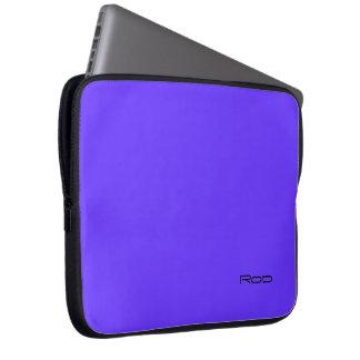 Purple Computer bag for Rob Laptop Sleeve