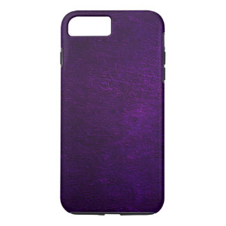 Purple Concrete Creation iPhone 7 Plus Case