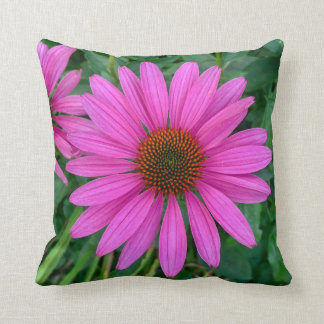 Purple Coneflower Cushion