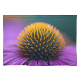 Purple coneflower (Echinacea purpurea) Placemat
