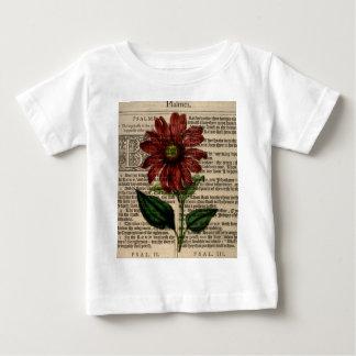 Purple Coneflower Flower Baby T-Shirt