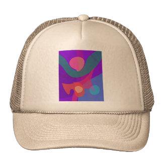 Purple Contrast Cap