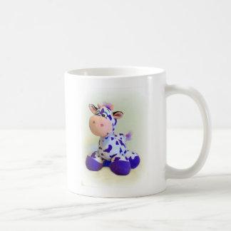 Purple Cow Coffee Mug