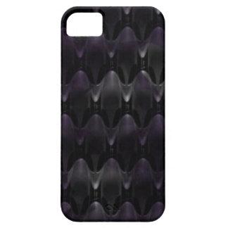 Purple Crystal Alien Skin iPhone 5 Cases