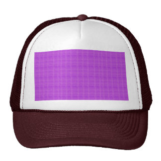 Purple CRYSTAL TEMPLATE add txt img Elegant GIFTS Mesh Hats